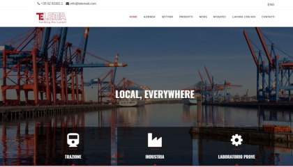 New TELEMA site on air