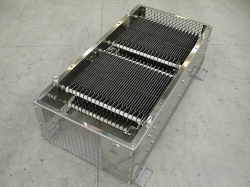 Resistors for Light Rail Vehicles
